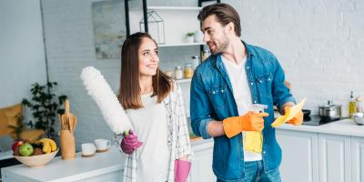 Why You Should Deep Clean Your Home in the Winter, Lincoln, Nebraska