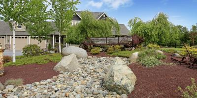 4 Types of Landscaping Rocks, Long Valley, New Jersey