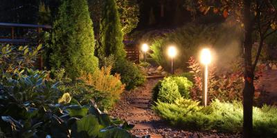 3 Exciting Landscape Lighting Ideas for Spring, St. Peters, Missouri