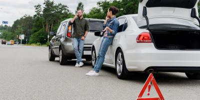 5 Important Steps to Take After a Crash, Scottsboro, Alabama