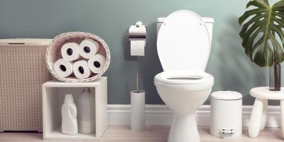 3 Reasons Why Your Toilet Is Draining Slowly, Port Aransas, Texas