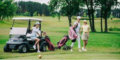 What Are the Top Suggestions for Left-Handed Golfers?, St. Louis, Missouri
