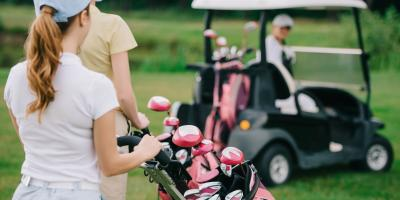 A Beginner's Guide to Golf Clubs, Ewa, Hawaii