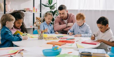 Get Your Kids Ready for Preschool With These Tips, Omaha, Nebraska