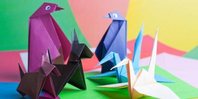 3 Ways Origami Can Aid in Early Childhood Learning  , Anchorage, Alaska