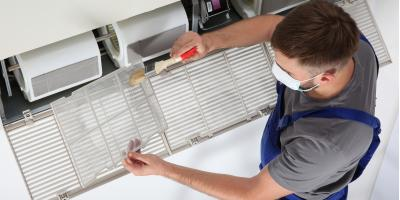 When Should I Replace the Office AC Filter?, Honolulu, Hawaii