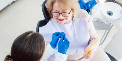 Common Dental Problems in Seniors, London, Kentucky