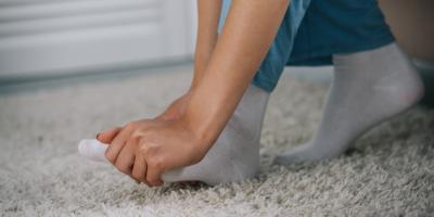 Want to Reduce After-Work Foot Pain? Here Are 4 Healthy Tips, Gates, New York