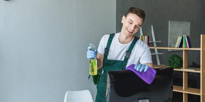 3 Benefits of Regular Office Cleaning, Springdale, Ohio