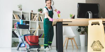 3 Benefits of Green Cleaning Solutions , Creve Coeur, Missouri