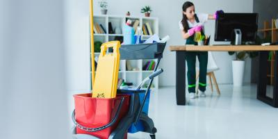 3 Benefits of Office Cleaning, Austin, Texas