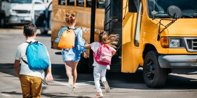 What to Do When a School Bus Is Stopping , Cookeville, Tennessee