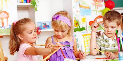 How Do the Arts Benefit Pre-K Students?, Rochester, New York