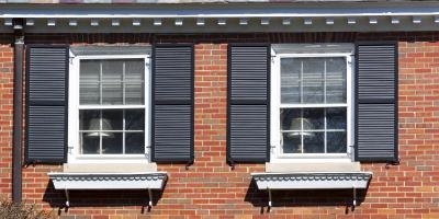 3 Signs You Need New Window Shutters, Mack, Ohio