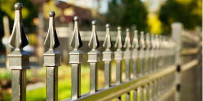 3 Common Misconceptions About Aluminum Fencing, Somers, Montana