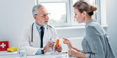 4 Questions to Ask Your Doctor About a New Prescription, Sublimity, Oregon