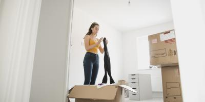 3 Tips for Cleaning Out Your College Student's Childhood Bedroom, Mount Vernon, New York