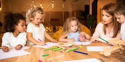Feeling Day Care Guilt? Focus on These 4 Benefits , Lincoln, Nebraska