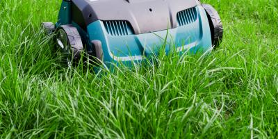 When to Aerate Grass, Hamilton, Ohio