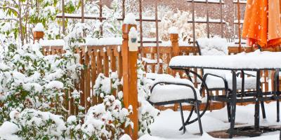 4 Ways to Enjoy Your Deck During the Winter , East Yolo, California