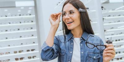 3 Signs You Need New Glasses, Spencerport, New York