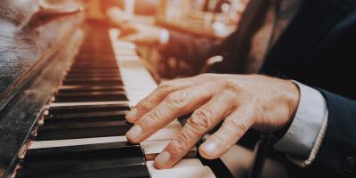 How Piano Lessons Benefit Baby Boomers, Anchorage, Alaska