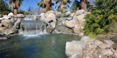 3 Reasons Your Custom Pool Needs a Waterfall, Kihei, Hawaii