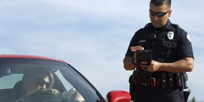 What to Do After You've Received a Speeding Ticket, Hamilton, Ohio