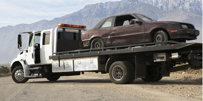 4 FAQ About Roadside Assistance, Franklinville, New York