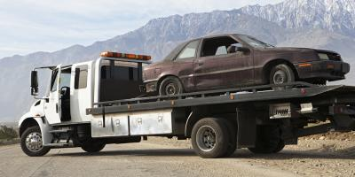 What Is Needed to Tow Junk Cars?, Philadelphia, Pennsylvania
