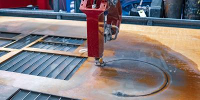 An Introduction to Water-Jet Cutting, Lihue, Hawaii