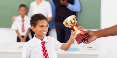 How Participation Trophies Teach Important Values to Child Athletes, Dalton, Georgia