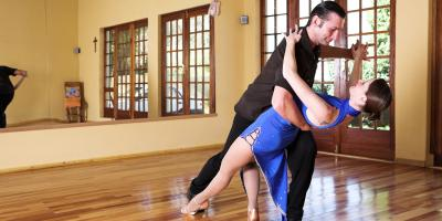 What Should I Wear to My First Ballroom Dance Lesson?, Dayton, Ohio