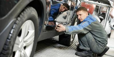 What Are Auto Body Repair Customers Concerned About?, Bad Rock-Columbia Heights, Montana