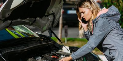 3 Signs Your Car Needs an Oil Change, Farmington, New York
