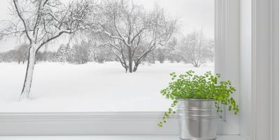 4 Reasons to Schedule Winter Window Installation, Platteville, Wisconsin