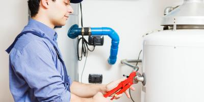 3 Signs You Need a New Water Heater, Orange Beach, Alabama
