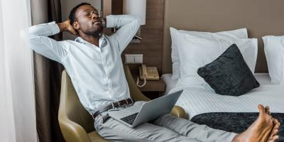 3 Tips for Getting Better Sleep While Staying at a Hotel, Jacksonville, Arkansas