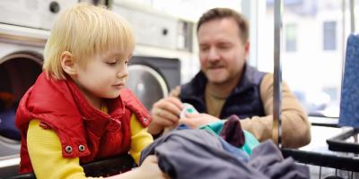 A Guide to Teaching Your Children How to Do Laundry, Atlanta, Georgia