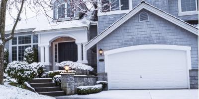 Why Install a New Garage Door During the Winter, Milford, Connecticut