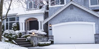 How to Prevent and Solve Frozen Garage Door Issues, Milwaukee, Wisconsin