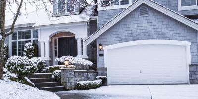 How to Prevent & Fix a Frozen Garage Door, Middletown, Ohio