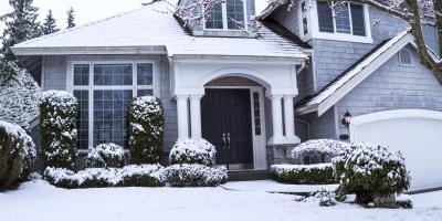 How Should You Handle Your Landscaping in the Winter?, Le Roy, New York