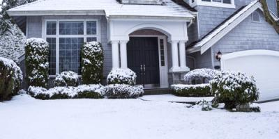 4 Common Winter Landscaping FAQ Answered, Asheboro, North Carolina