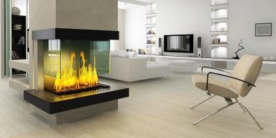 How to Use Gas Fireplaces Safely, Dayton, Ohio