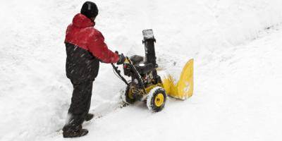 Why Commercial Snow Removal Is Important to Your Business' Safety, Granby, Connecticut