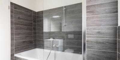 4 Signs You Need to Replace or Repair Your Glass Shower Door, Middletown, New York