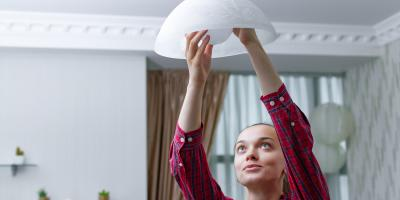 4 Factors to Consider When Choosing Room Lighting Options, Atlanta, Georgia