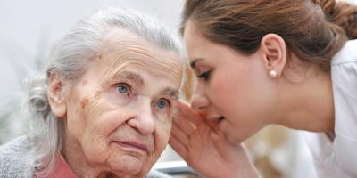 How to Talk to Your Parents About Getting a Hearing Aid, Russellville, Arkansas