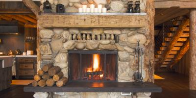 How to Tell If Your Gas Fireplace Is Safe to Use, Anchorage, Alaska